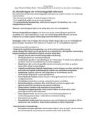 SAMENVATTING: Wetenschapsfilosofie in de context van de sociale wetenschappen - Tijmstra & Boeije