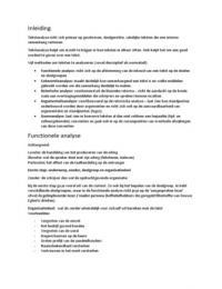 SUMMARY: Tekstanalyse Methoden en Toepassingen van Karreman & van Enschot (2013)