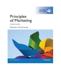 module marketing principles assignment This unit is assessed via a work-based assignment  you can also combine this module with the mandatory marketing principles module.