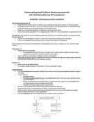 SUMMARY: Samenvatting Praktisch Bestuursprocesrecht