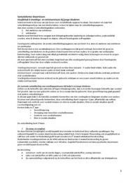 SUMMARY: Internaliserende en Somatoforme stoornissen - Ontwikkelingspsychopathologie bij kinderen en jeugdigen