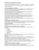 SUMMARY: toegepaste statistiek, beschrijvende technieken