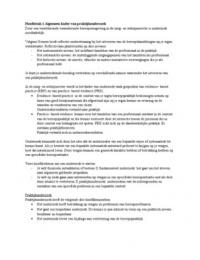 SUMMARY: Praktijkonderzoek in zorg en welzijn