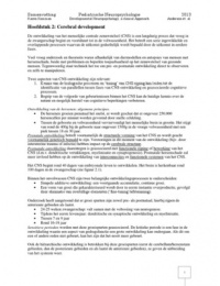 SUMMARY: Samenvatting Developmental Neuropsychology (H2-9)