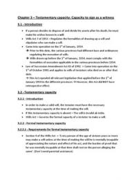 SUMMARY: Private Law 273 - Study Unit 3